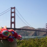Charlie a San Francisco